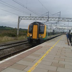 350 through Cheddington