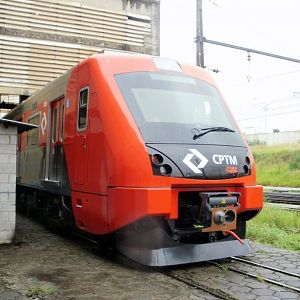 The Série 7000, the newest train cptm