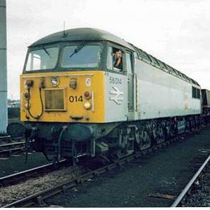 Driving a proper loco!