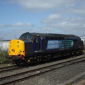 the best engine ever the class 37