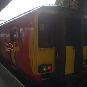 156411 Norwich to Liverpool Lime Street.