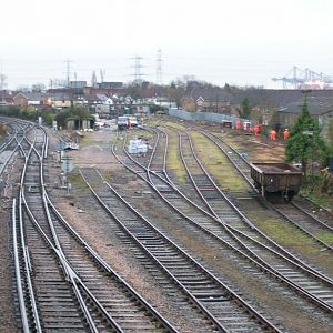 Totton Sidings 08 09