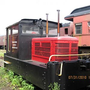 BMD 15-ton switcher - 1949.