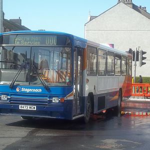 Stagecoach North West Volvo B10M Alexander PS R473 MCW 20473