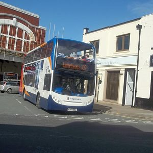 Stagecoach North West N230UD Scania Enviro 400 PX60 BEO 15685.