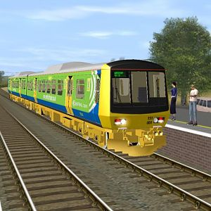 What if Metro Cammell won the sprinter contract?
