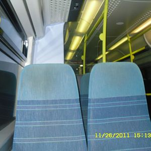 on board the 15:06 from Purley to Tonbridge