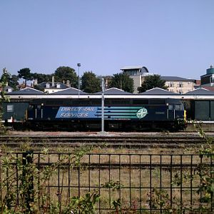 47501 - My first ever mainline loco i ever saw and took a picture of :)