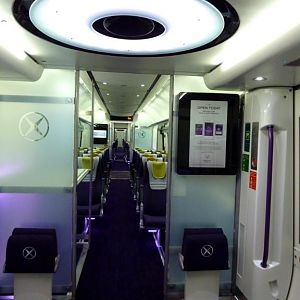 Heathrow Express interior