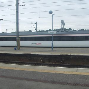 10229 in new Greater Anglia colours #2