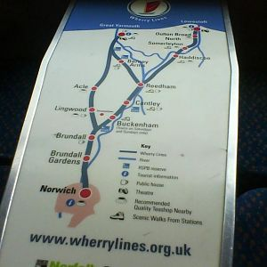 Wherry Lines Table