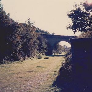 The old Crowhurst - Bexhill West branch, this was taken well over 20 years ago. Some of this line will soon disappear under a new link road between Be