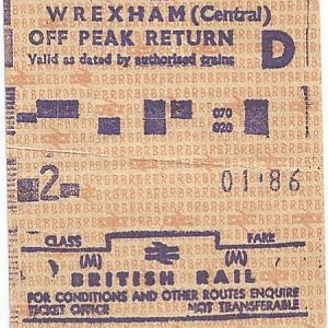 Liverpool (Lime Street Low Level) to Wrexham