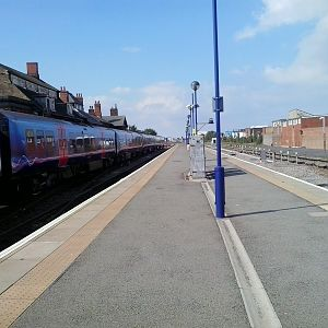 Sixcartrain at Cleethorpes