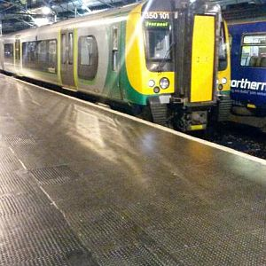 london midland lime st