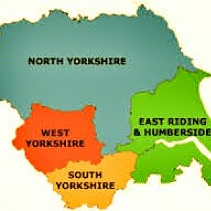 Yorkshire and the Humber.
