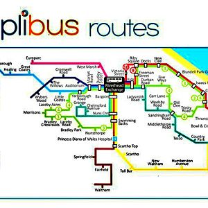 Simplibus Network. Made by Stagecoach 2014.