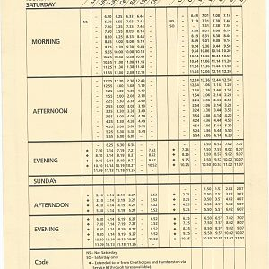 Grimsby Timetable 7 Ii