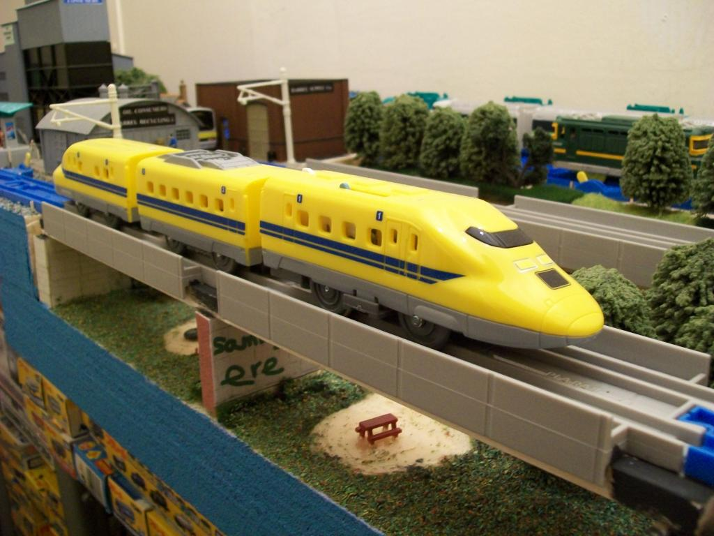 Doctor Yellow - Japan.